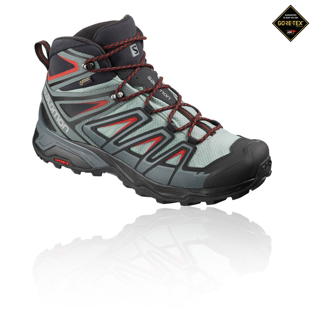 super popular 9d876 27382 Salomon X Ultra 3 Mid GORE-TEX Walking Boots - AW19