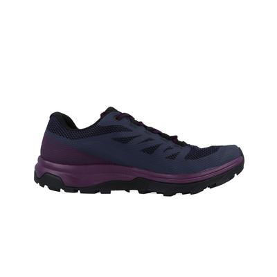 Salomon OUTline GORE-TEX para mujer zapatillas de trekking - AW19