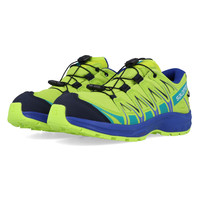Salomon XA Pro 3D CSWP Junior Trail Running Shoes - SS19
