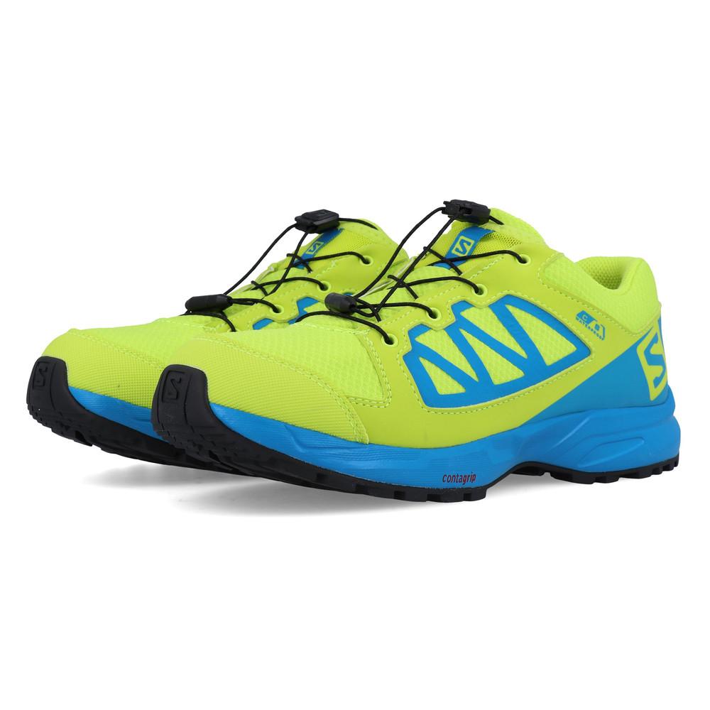 Salomon XA Elevate CSWP Junior Trail Running Shoes SS19