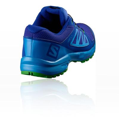 Salomon XA Elevate CSWP Junior Trail Running Shoes - SS19