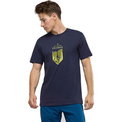 Salomon X ALP Graphic Short Sleeved T-Shirt - SS19