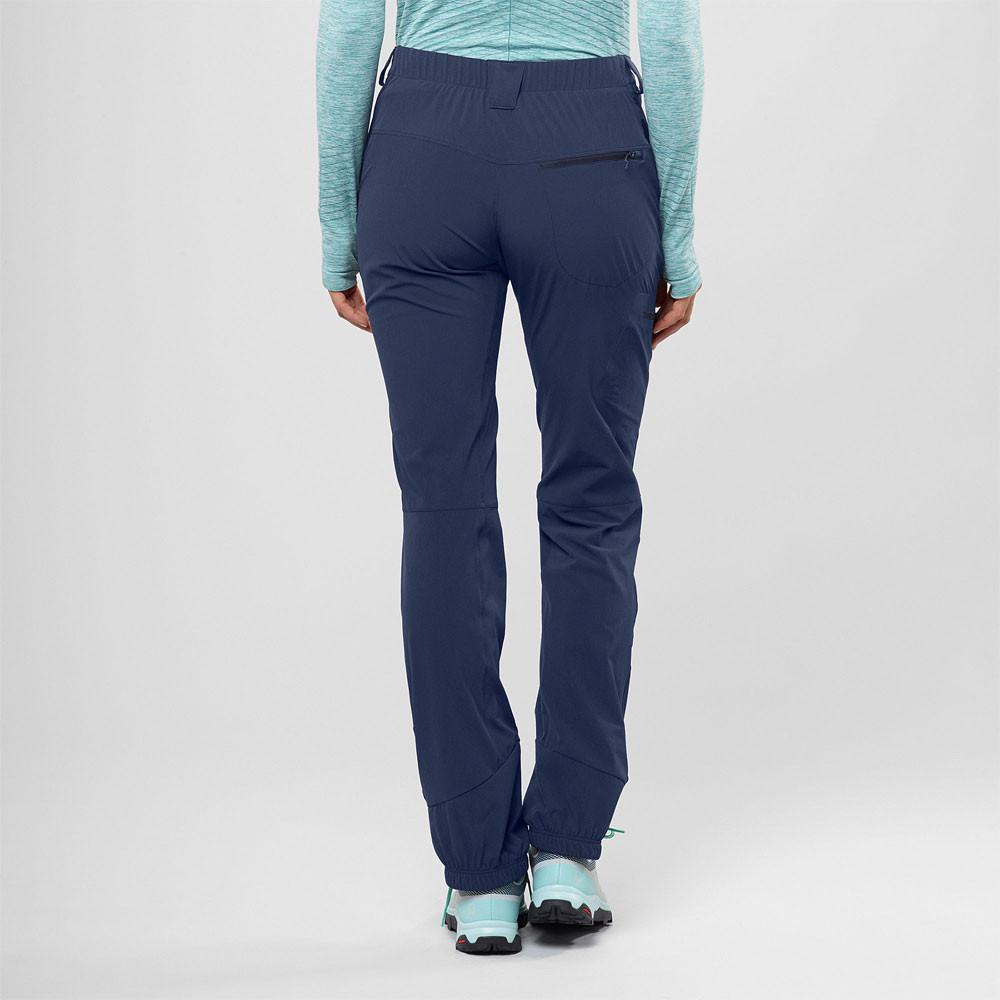 Salomon Wayfarer Tapered Women's Pants SS20