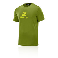 Salomon Cotton Logo de manga corta T-Shirt - SS19