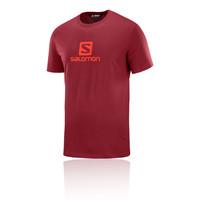 Salomon Cotton Logo Short Sleeved T-Shirt - SS19