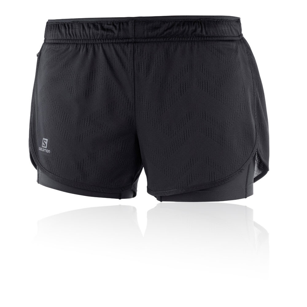 Salomon Agile 2in1 Women's Shorts - AW20