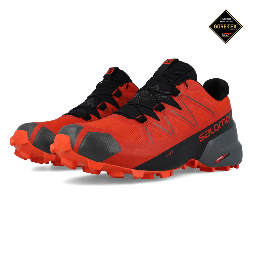 Salomon Speedcross 5 GORE TEX Trail Running Shoes AW19