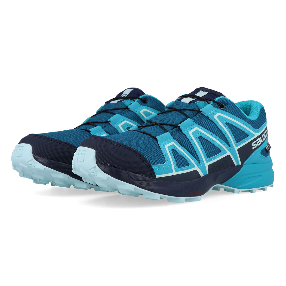 Salomon Speedcross CSWP Junior Trail Running Shoes - AW19
