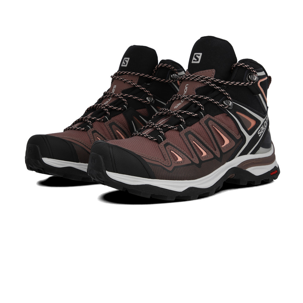 Salomon X Ultra 3 Mid GORE-TEX Women's Walking Boots - AW19