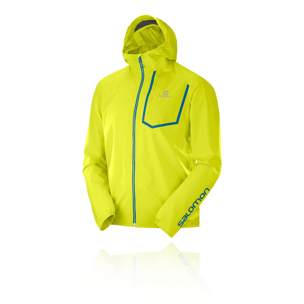 Salomon Bonatti Pro Waterproof Running Jacket - AW19