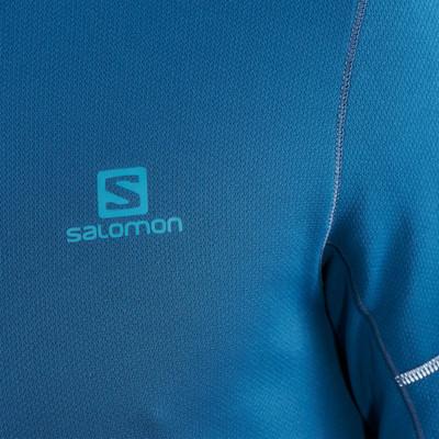 Salomon Agile media cremallera Mid Top - AW19