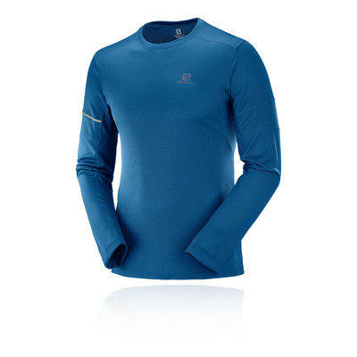 Salomon Agile top de manga larga - AW19
