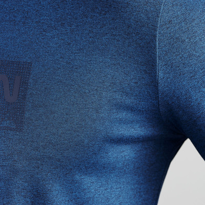 Salomon Agile Graphic Long Sleeve Top - AW19