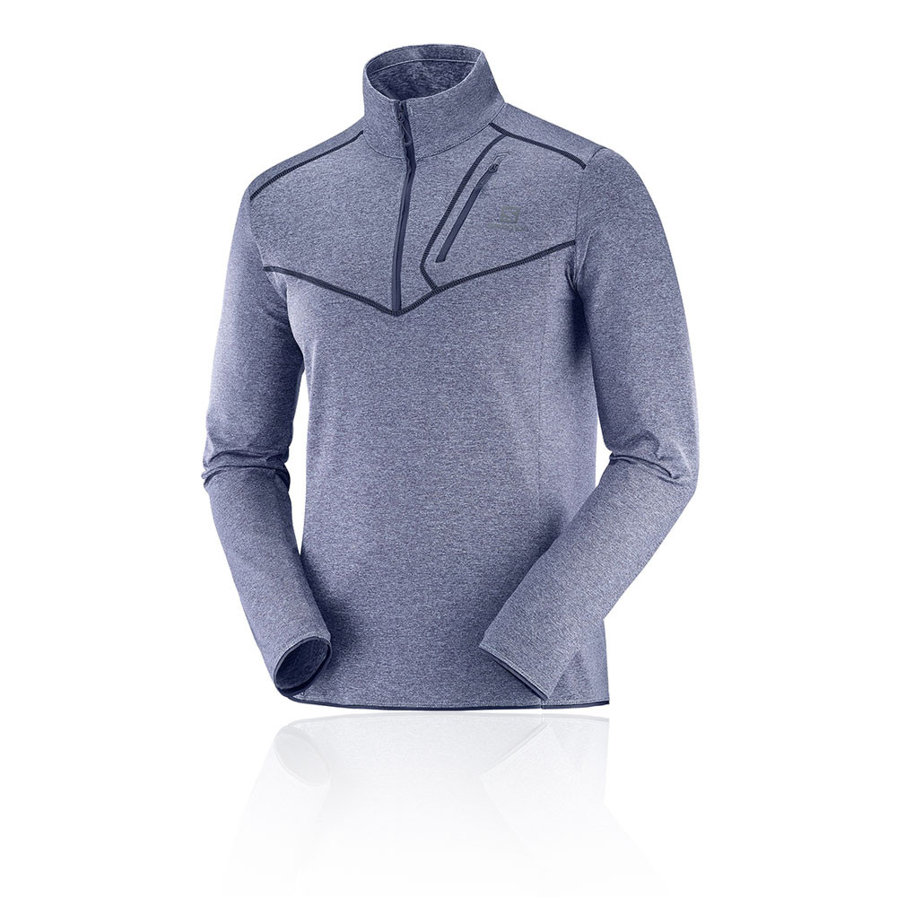Salomon Discovery mezza zip Top - AW19