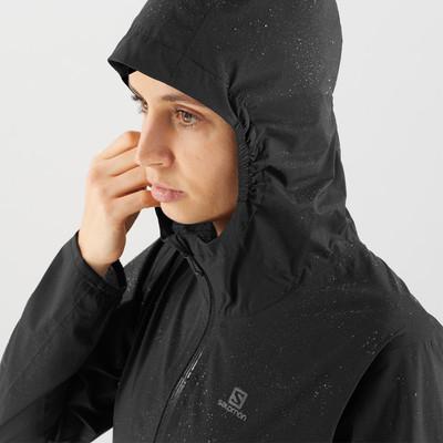 Salomon Lightning Waterproof Women's Running Jacket - AW19
