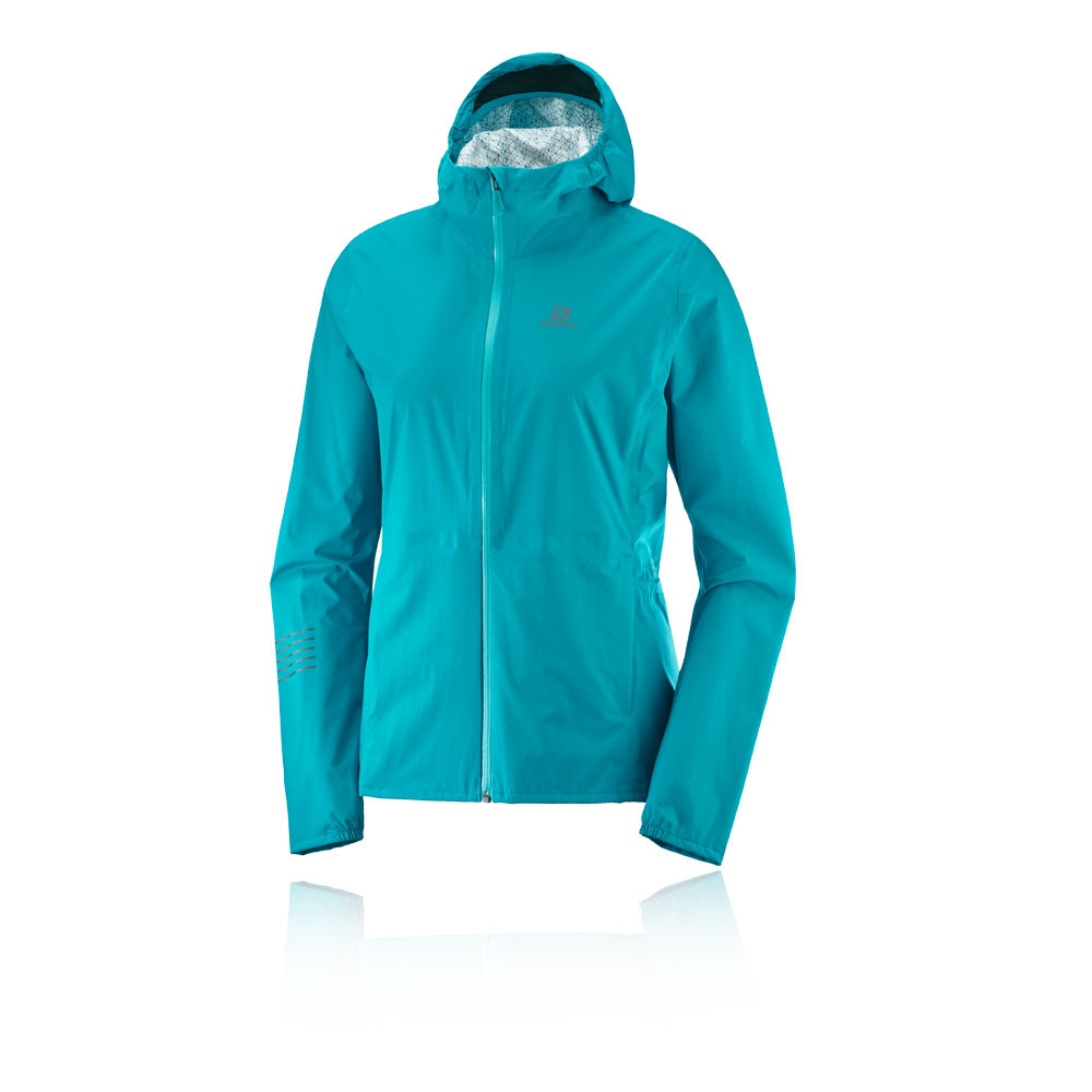Salomon Lightning Waterproof Women's Running Jacket - AW19