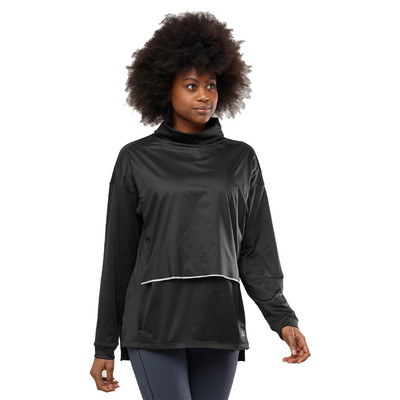 Salomon Elevate Aero Cozy Pull-On Women's Top - AW19