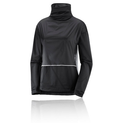 Salomon Elevate Aero Cozy Pull-On para mujer Top - AW19