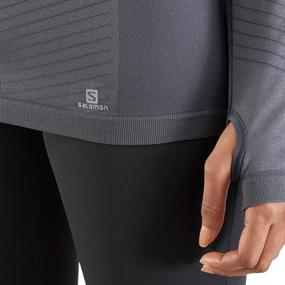 Salomon Elevate MoveOn Long Sleeve Women's Top - AW19