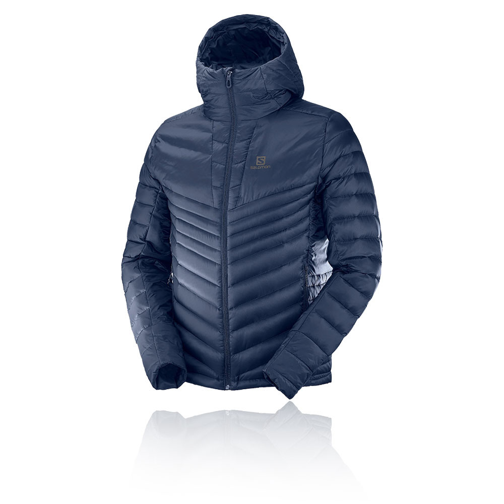 Salomon Haloes Hooded Down Jacket - AW19