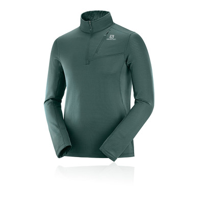 Salomon Grid Half-Zip Fleece - SS20