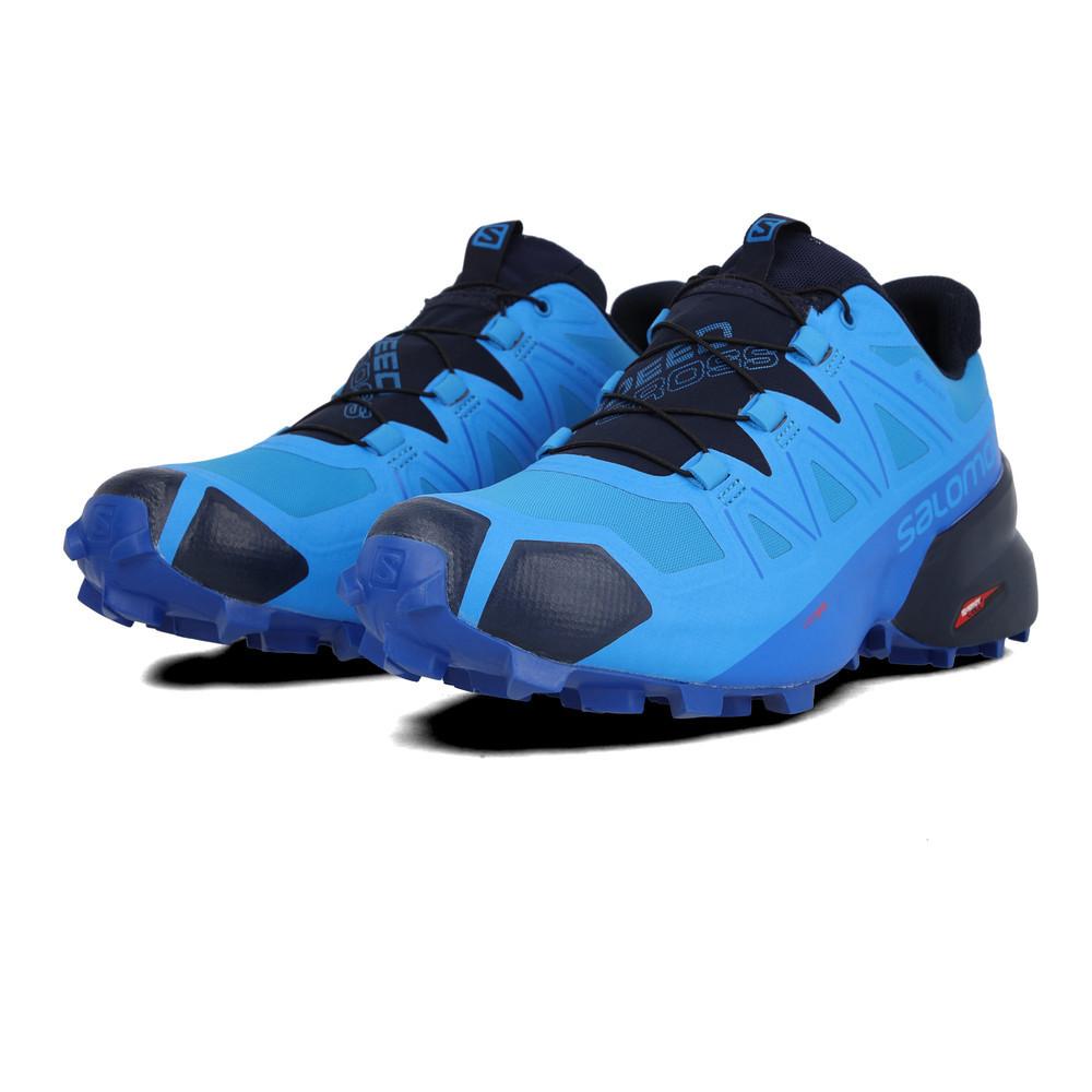 zapatillas salomon para running que es