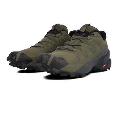 Salomon Speedcross 5 Trail Running Shoes (2E Width) - SS21
