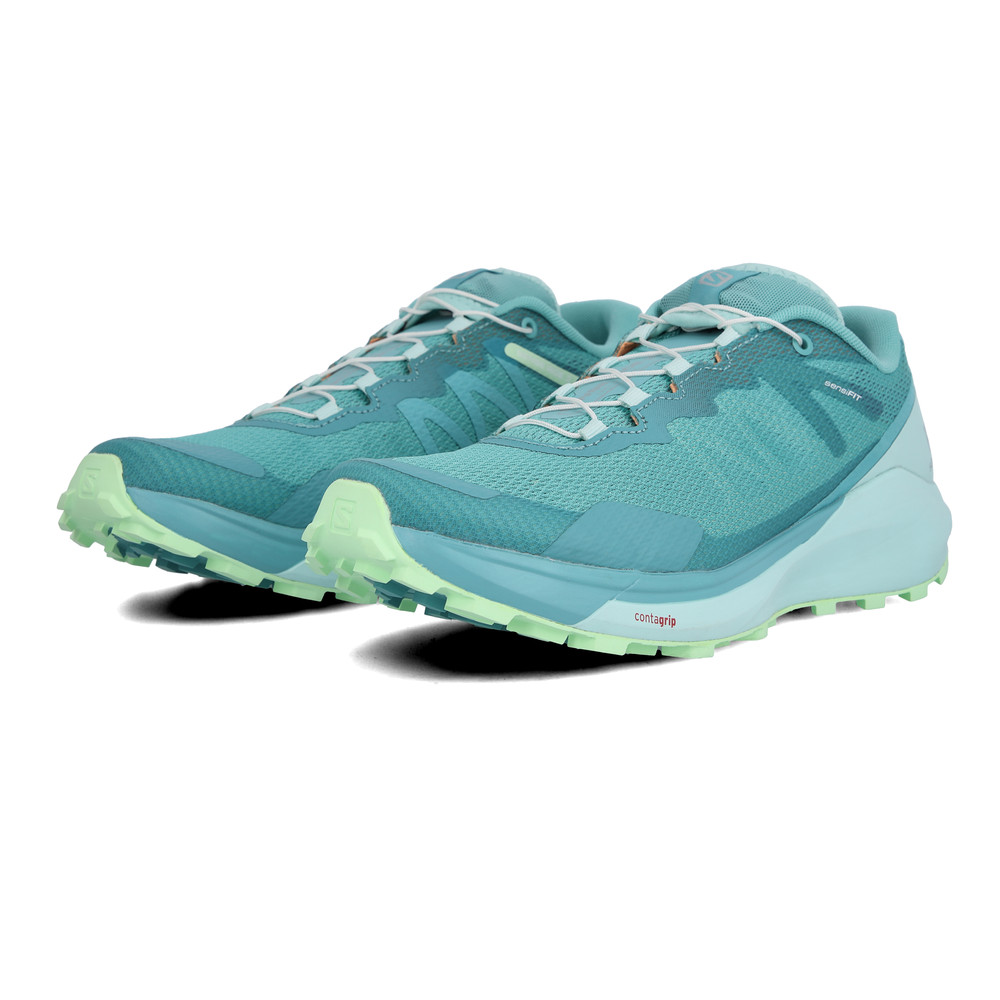 Salomon Sense Ride 3 Women's Trail Running Shoes - SS20