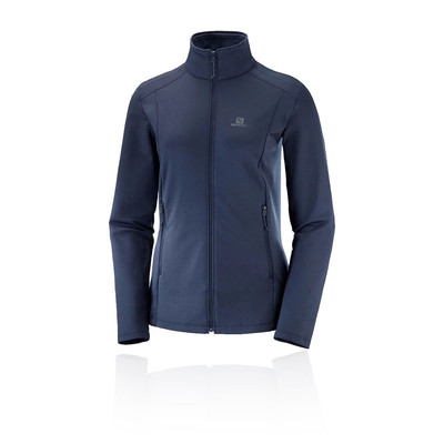 Salomon Discovery LT Full Zip Women's Jacket - SS20