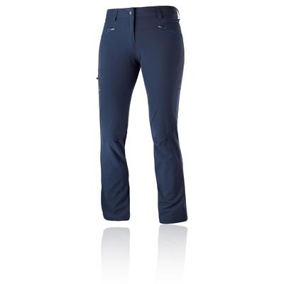 Salomon Wayfarer Women's Straight Pants - SS20