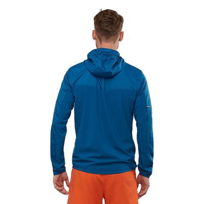 Salomon Agile Full-Zip Hooded Jacket - SS20