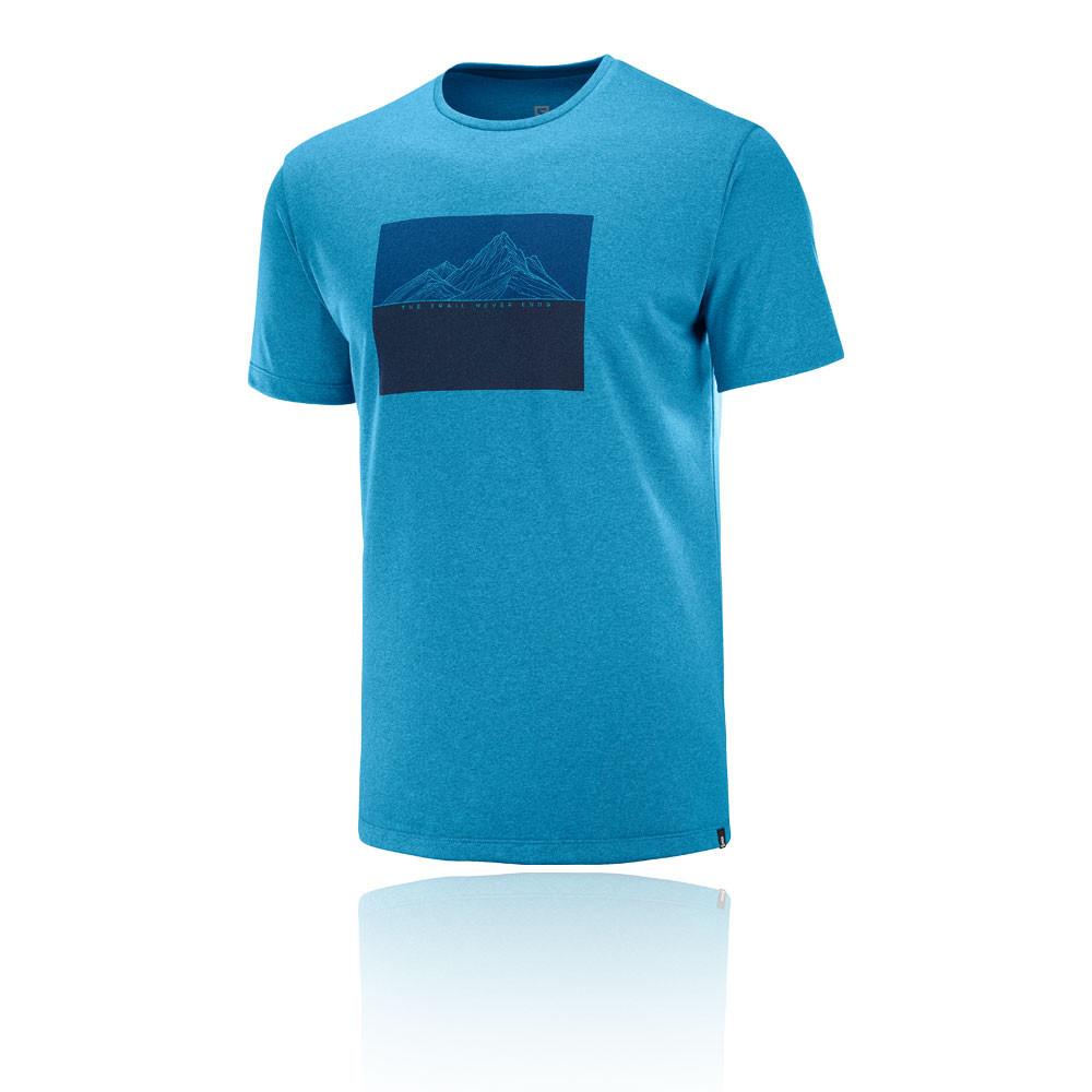 Salomon Agile Graphic Training T-Shirt - SS20