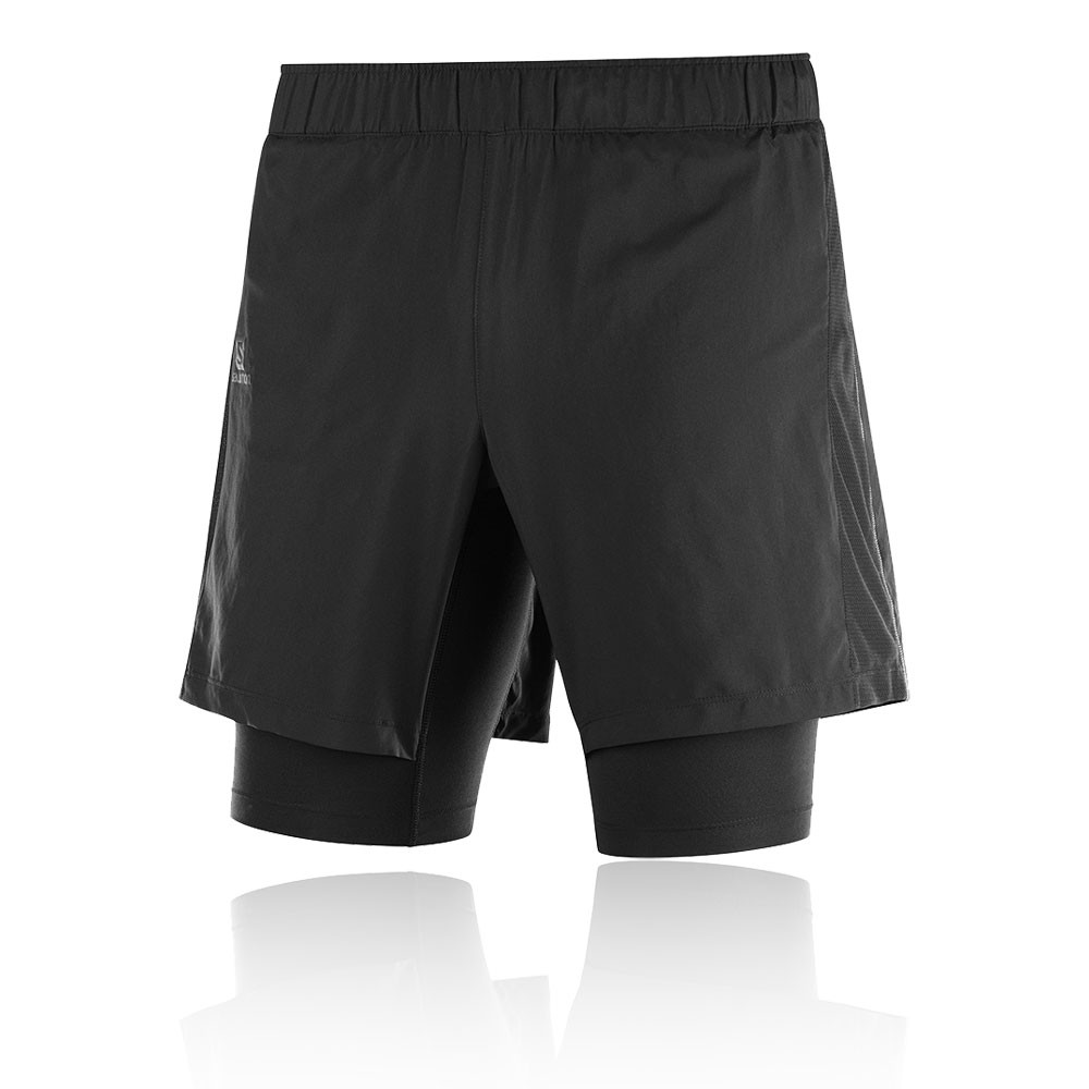 Salomon Agile Twinskin Shorts - AW20