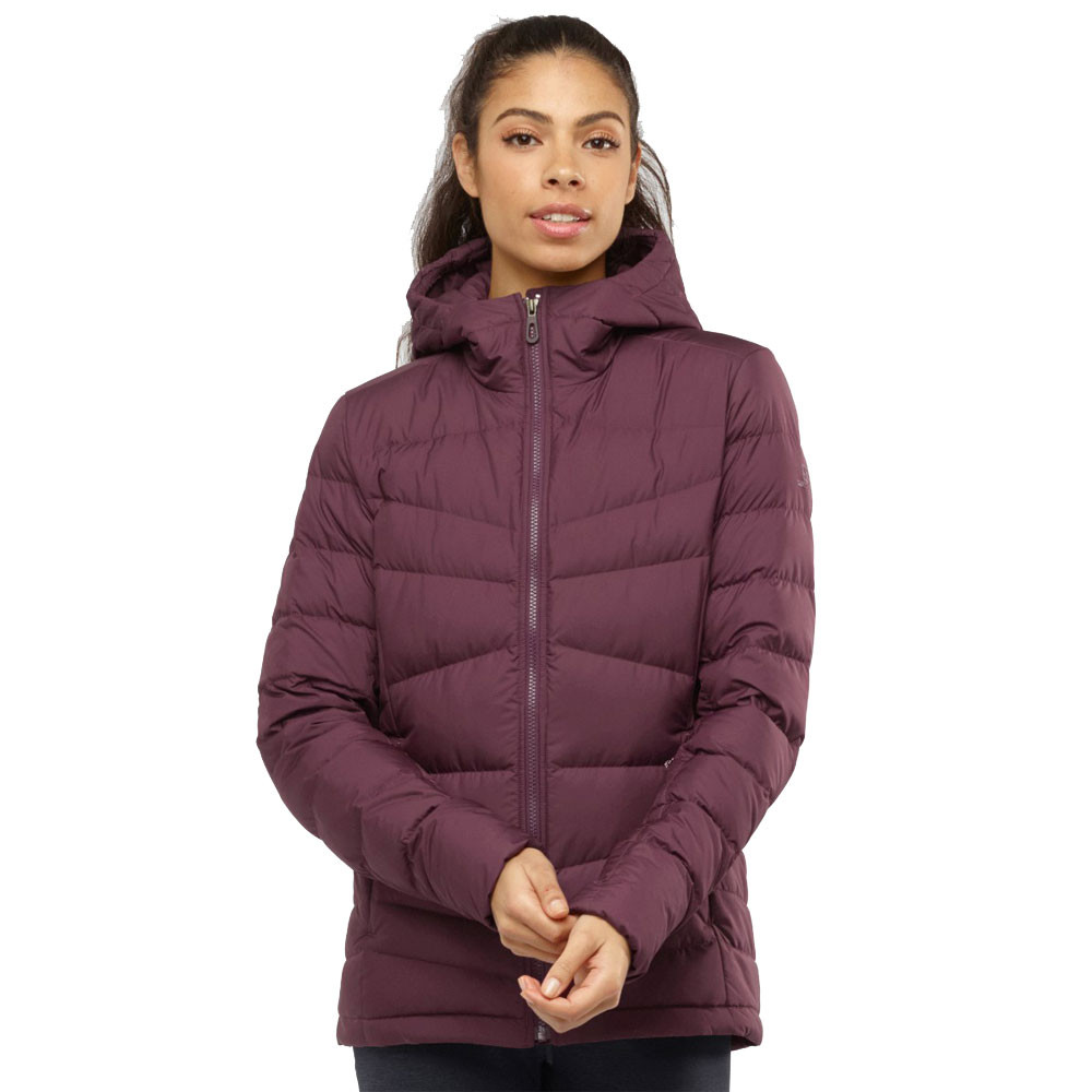Salomon Transition Down Women's Hooded Jacket- AW20