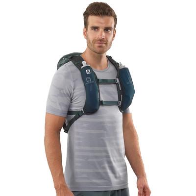 Salomon Agile 12 Set running mochila