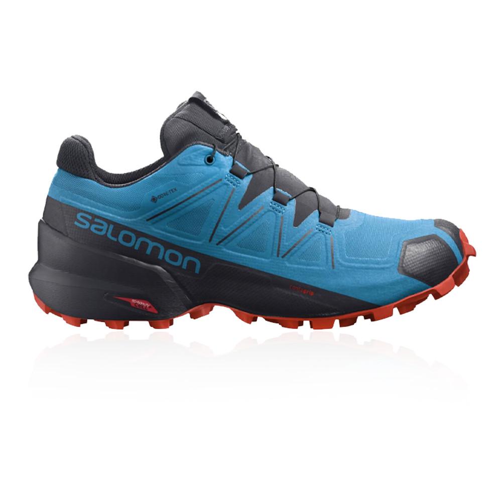 New In Salomon Speedcross 5 GORE-TEX Trail Running Shoes - SS21