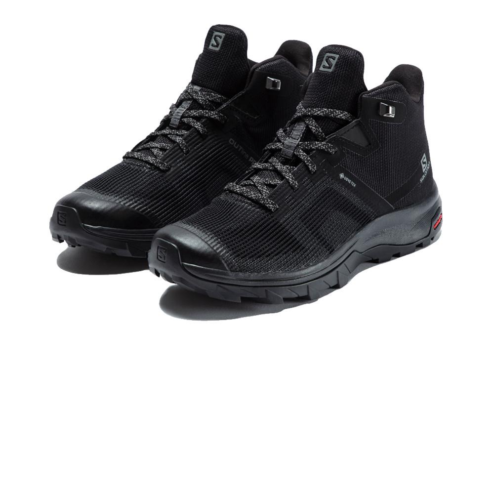 Salomon Outline Prism Gore-Tex Women's Walking Boots - Aw21