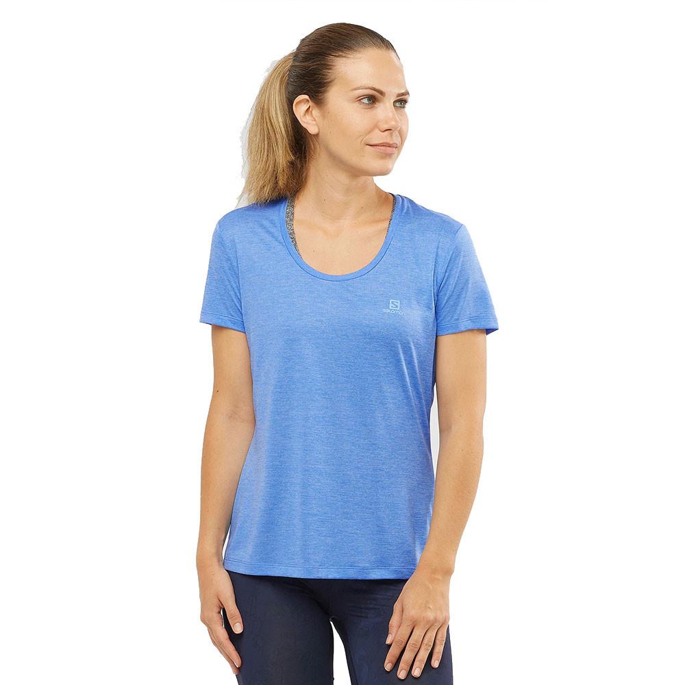 Salomon Agile Women's Short Sleeve T-Shirt - SS21