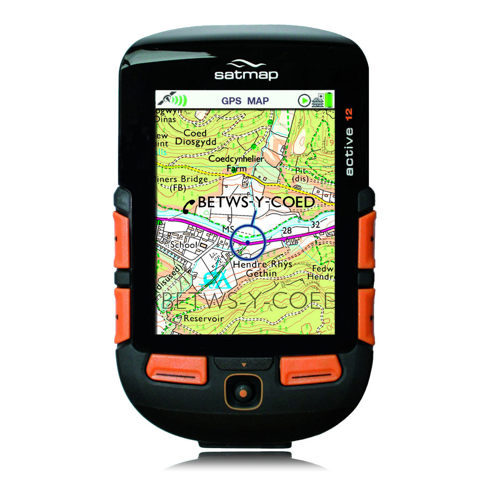 Satmap Active 12 Pro Navigation Device