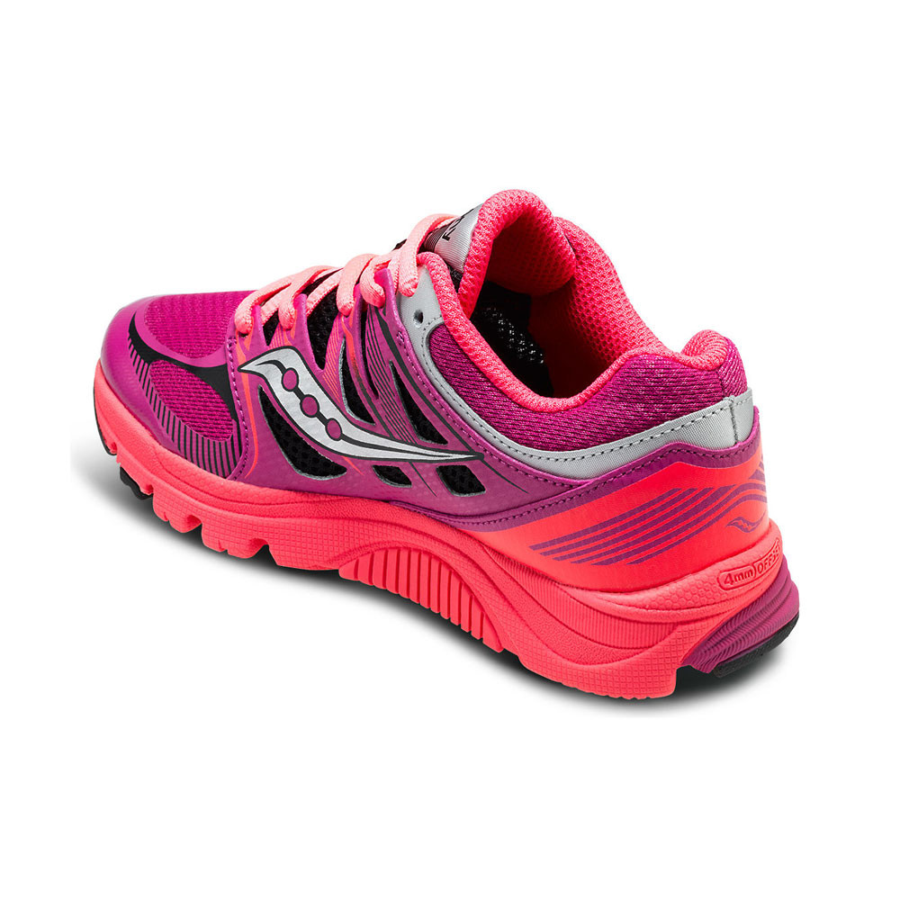 Saucony is a brand that only caters to runners. Running shoes and apparel is what they do best.