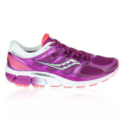 Saucony Zealot ISO femmes chaussures de course à pied - SS16