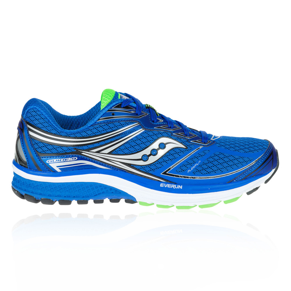 saucony guide 9 running shoes 57 sportsshoes