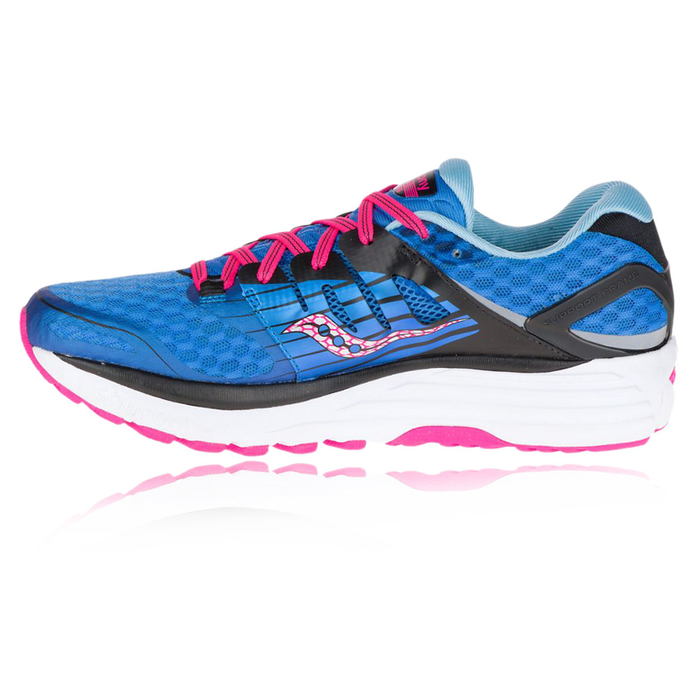 ... Saucony Triumph ISO 2 Women's Running Shoes ...