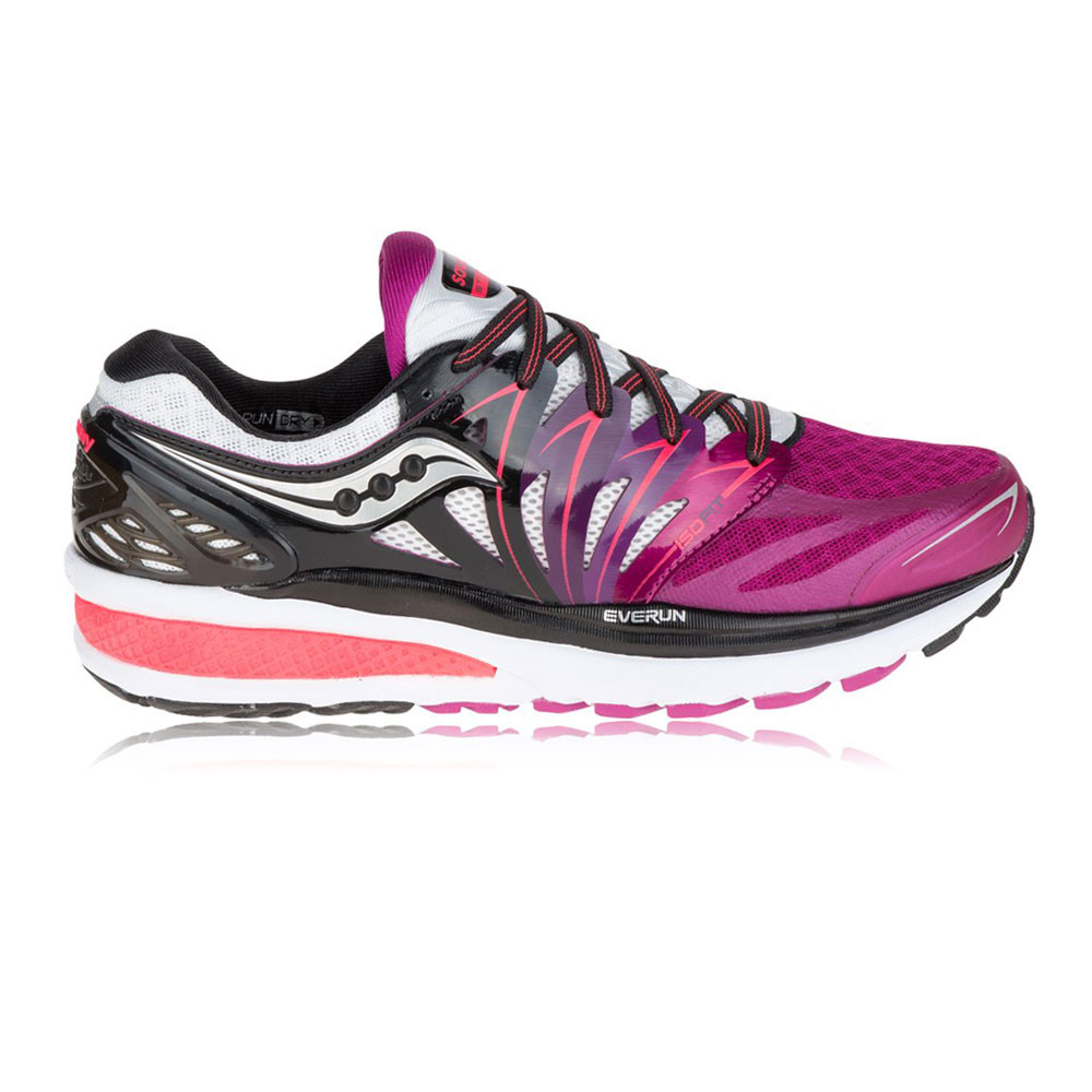 The Kinvara is Saucony's best-selling lightweight neutral running shoe. It is designed for the runner who prefers a more natural running position in a lighter weight package and features a well-cushioned ride, particularly for such a lighter weight shoe.