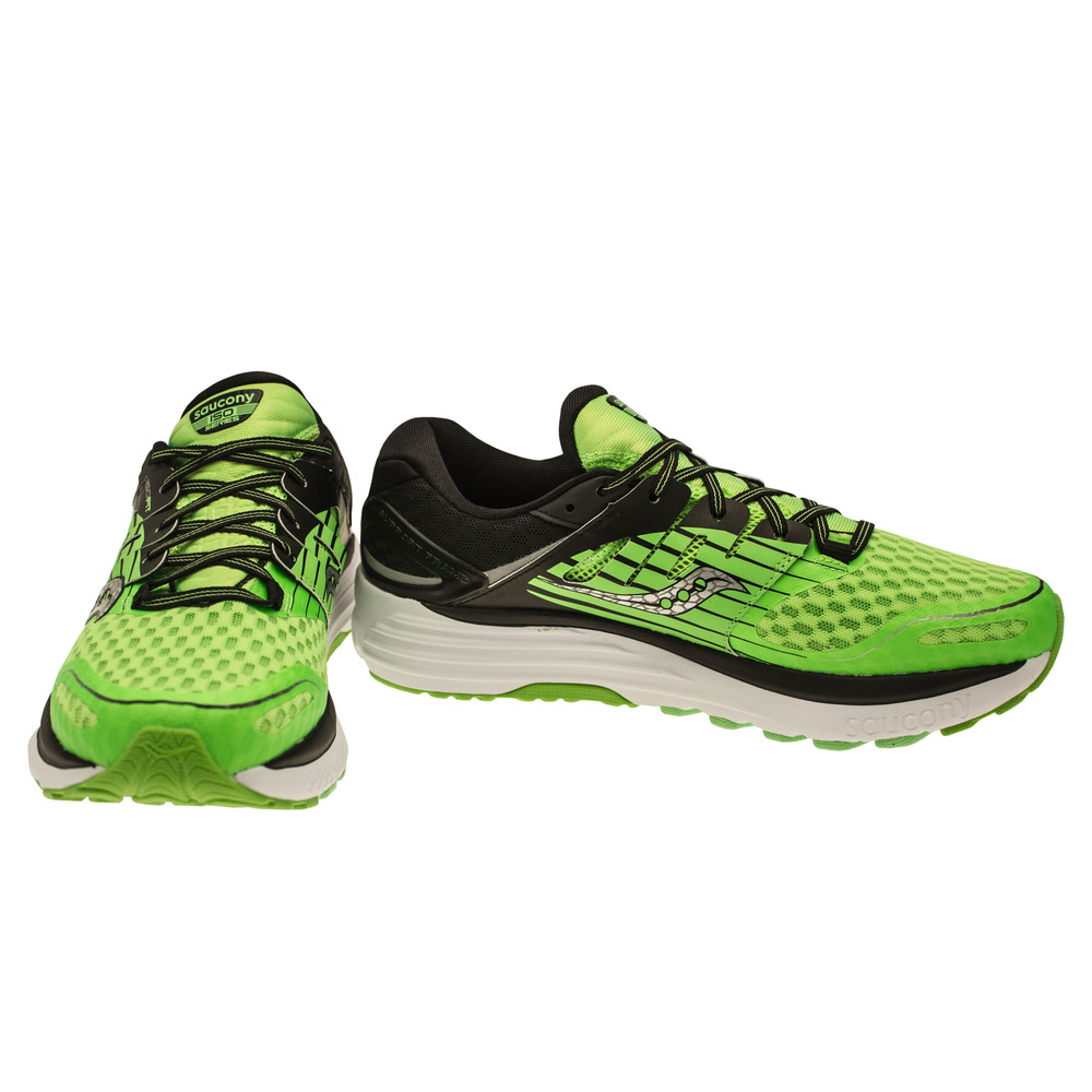 saucony triumph iso 2 running shoe - 44% off | sportsshoes