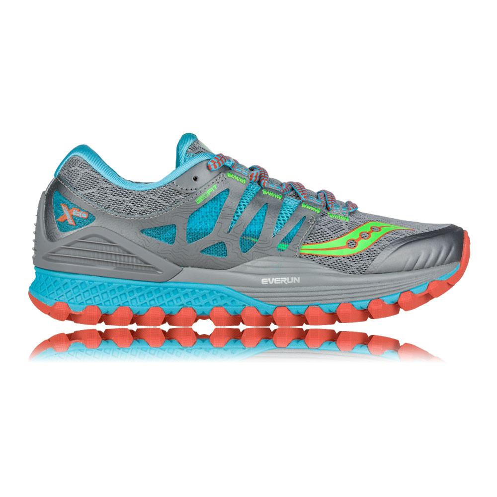 Saucony Xodus ISO femmes chaussures de trail