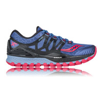 Saucony Xodus ISO para mujer trail zapatillas de running