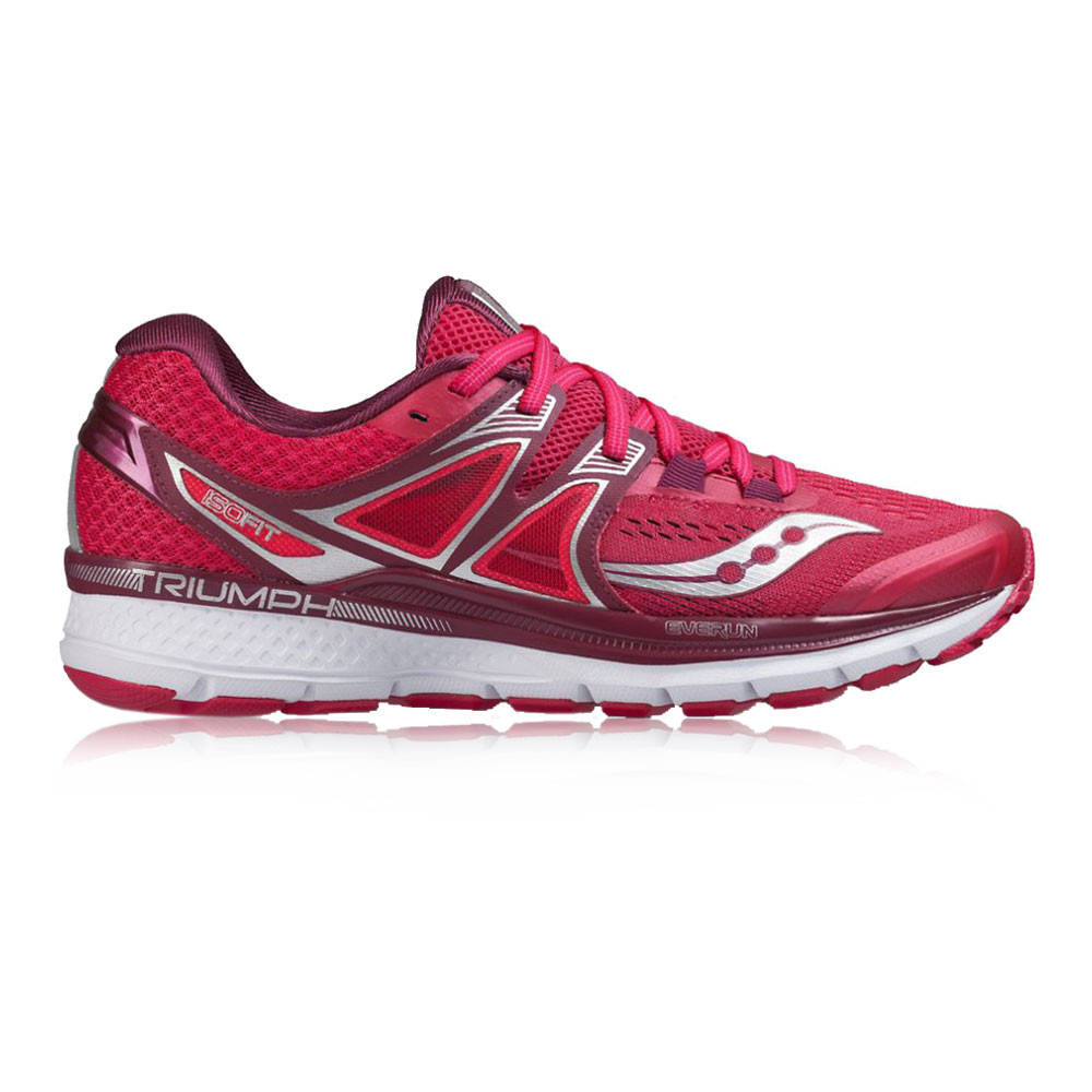 Femmes Triumph 3 Chaussures Iso Course Saucony NxwRuDxY