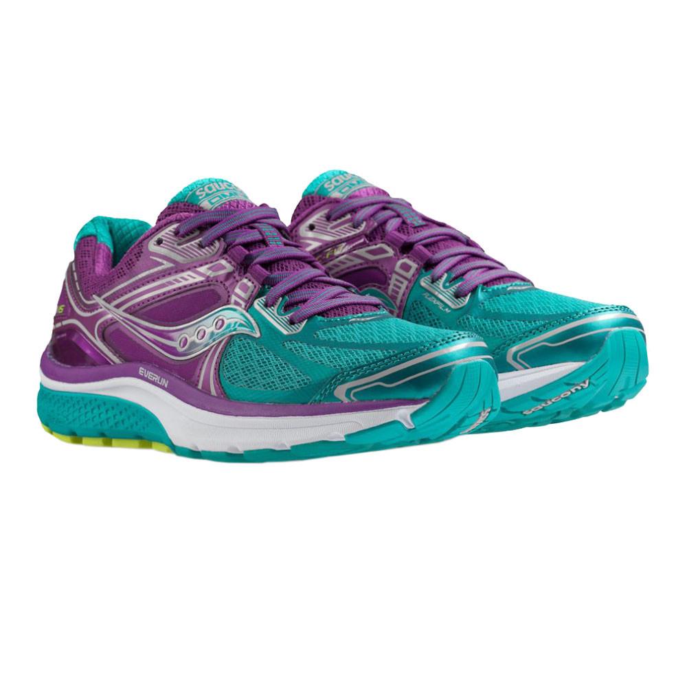 Save Saucony Omni 15 Running Shoes Women Purple