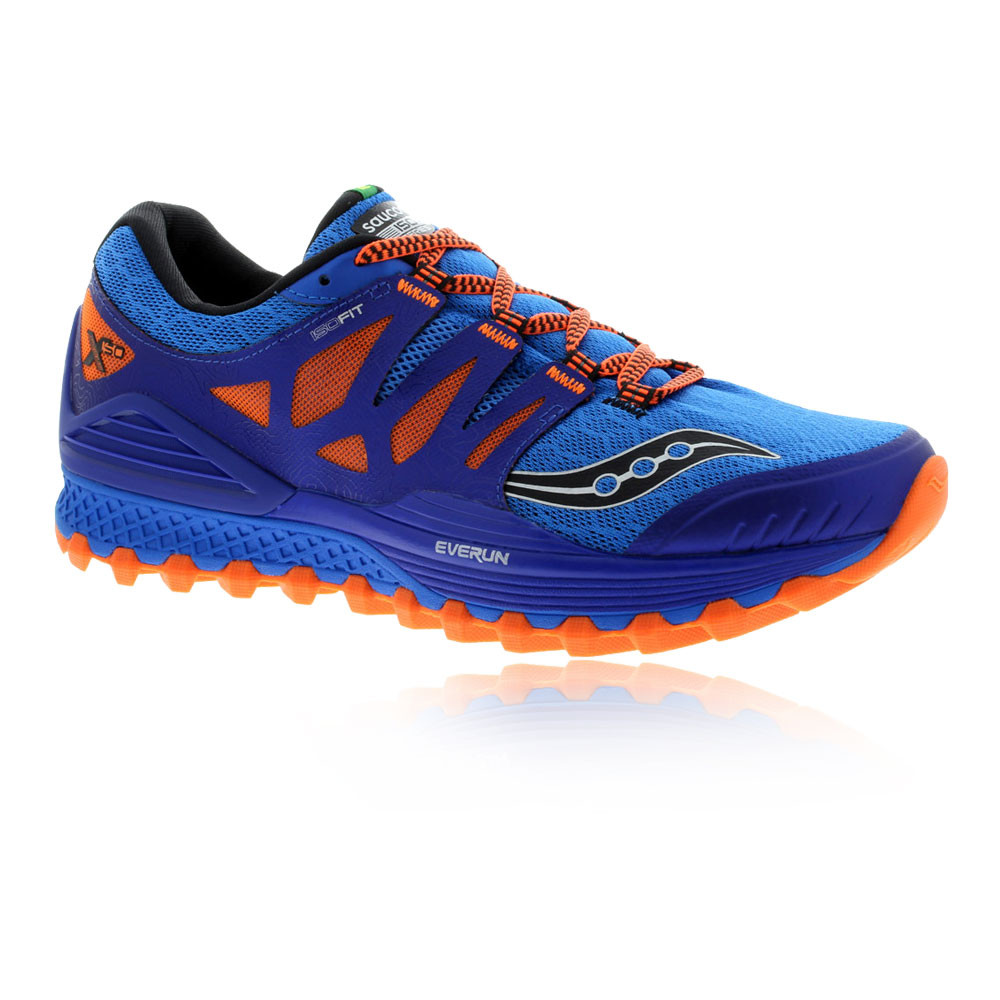 Saucony Xodus Iso Trail Running Shoes Ss